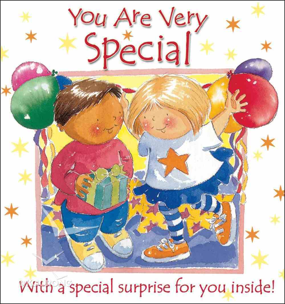 You Are Very Special Board Book