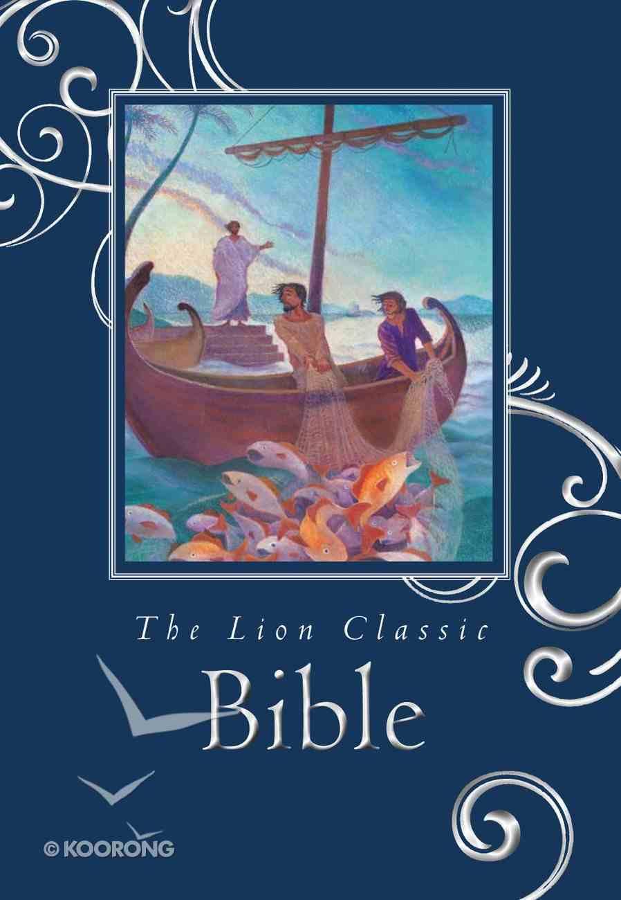 Lion Classic Bible (Gift Edition) Hardback