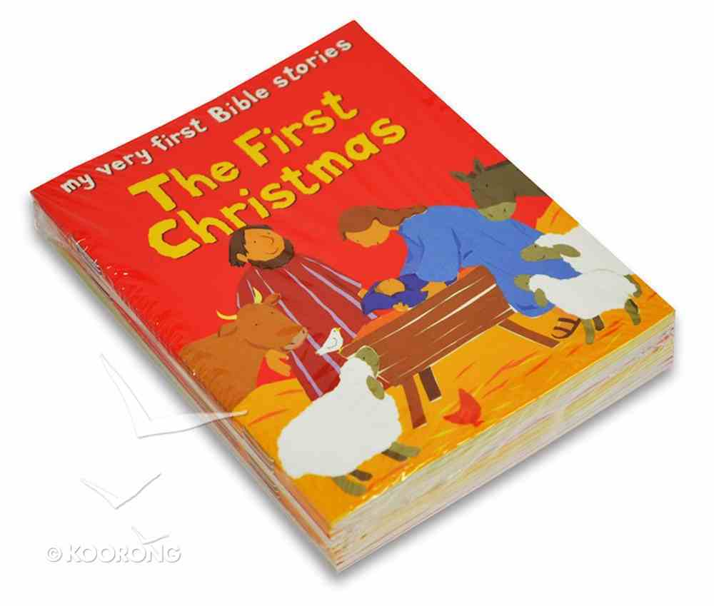 The First Christmas (My Very First Bible Stories Series) Paperback