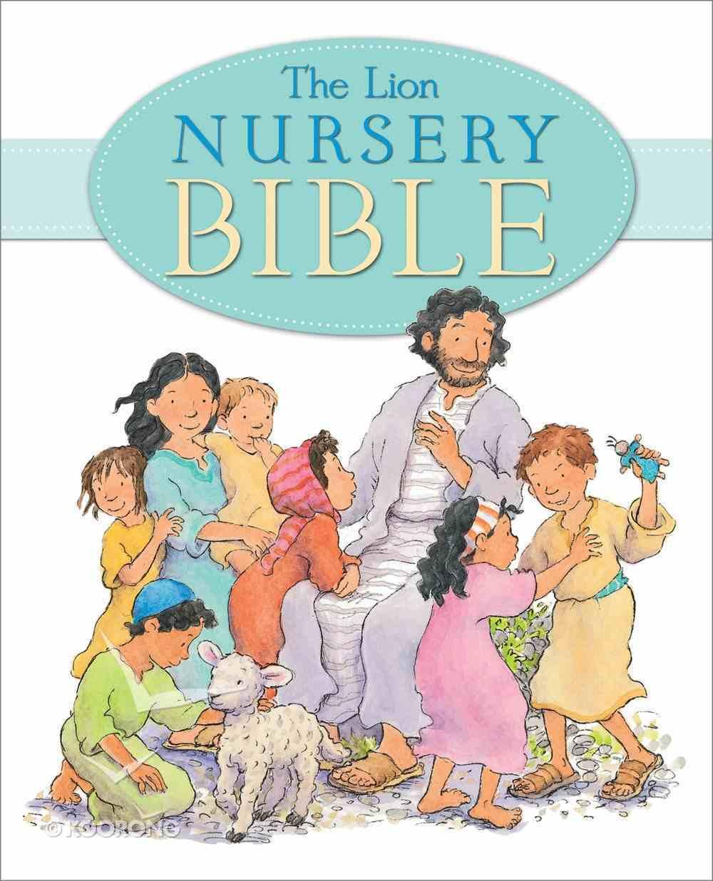 The Lion Nursery Bible Hardback