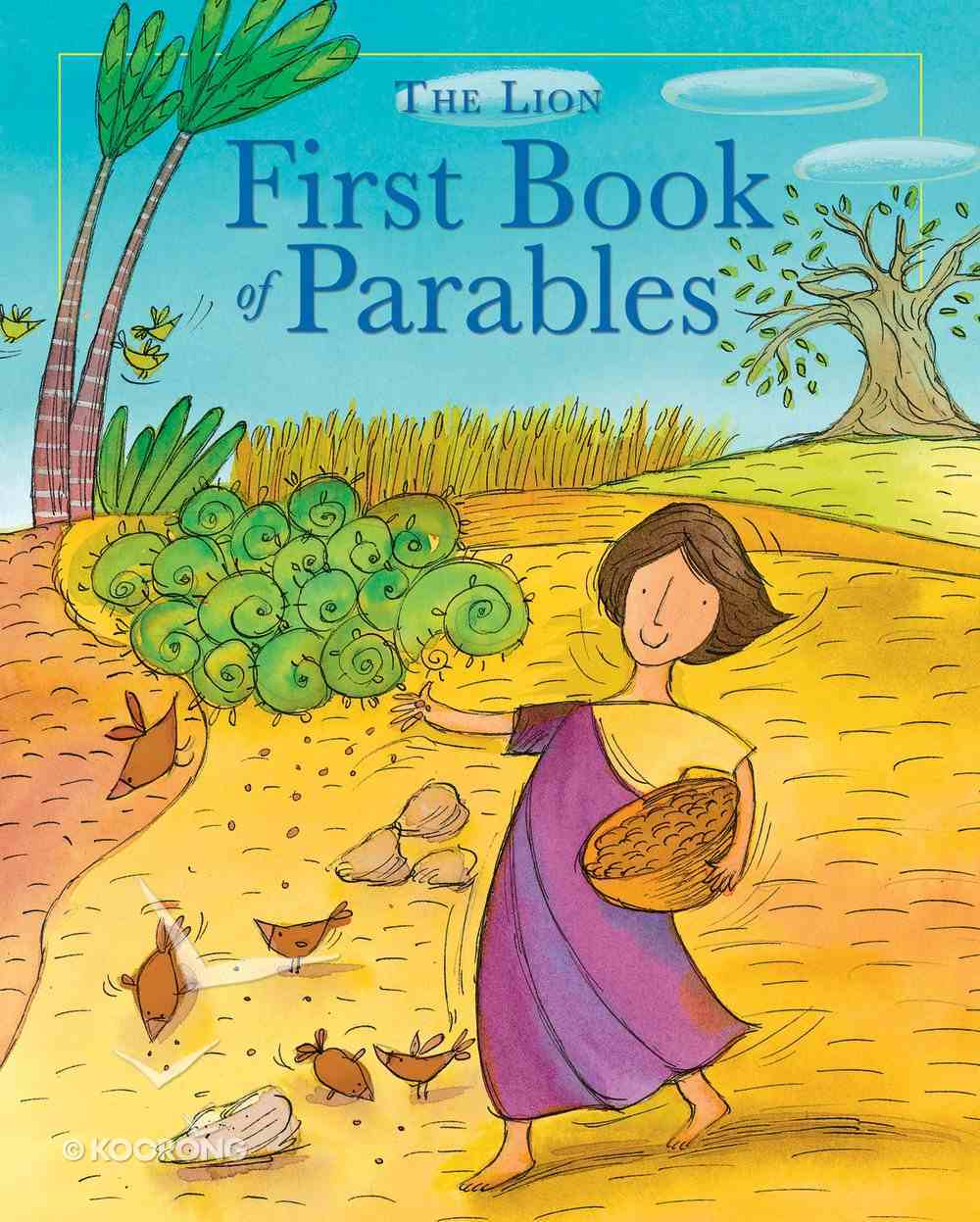 The Lion First Book of Parables Hardback