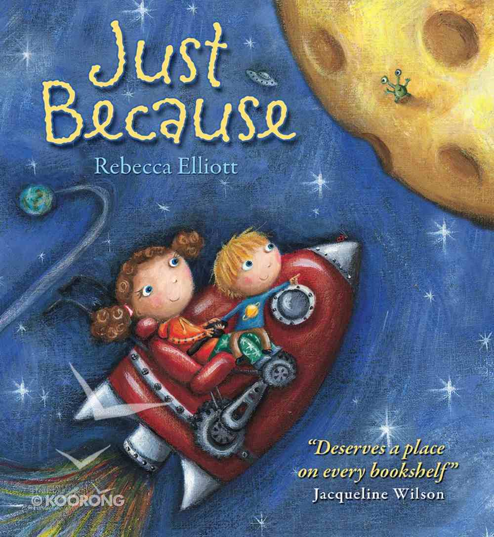 Just Because Board Book