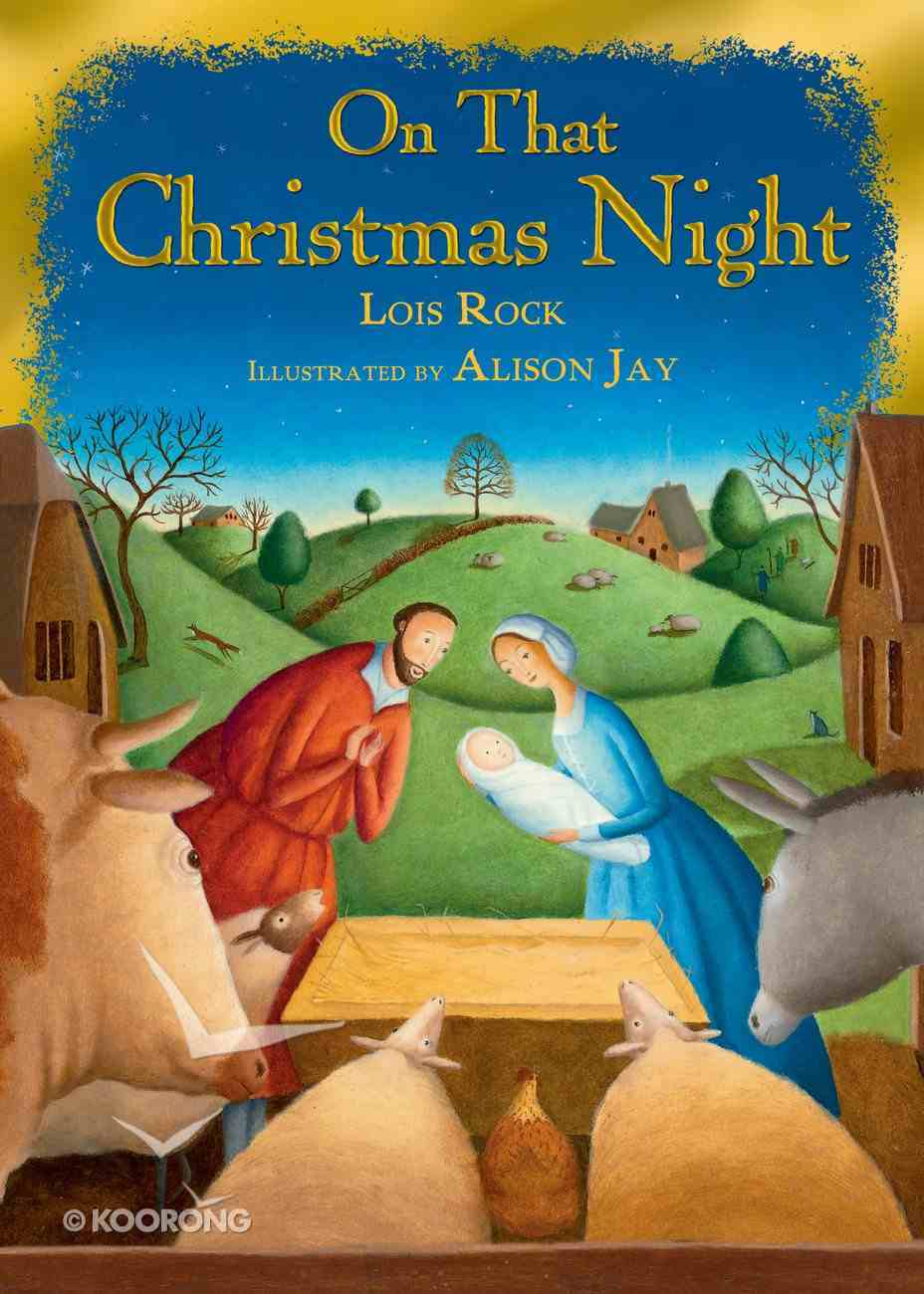 On That Christmas Night Paperback