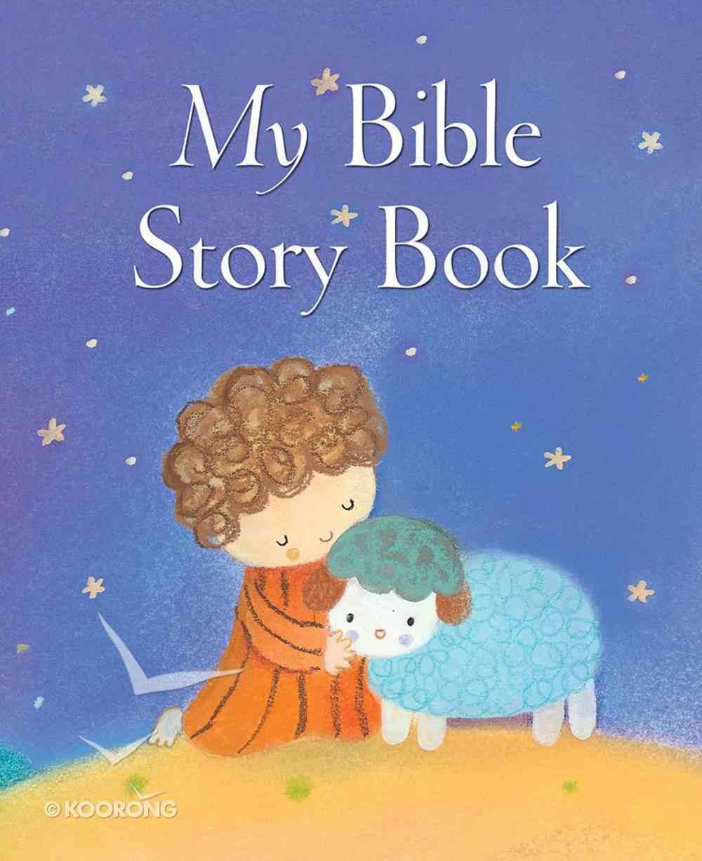 My Bible Story Book Hardback