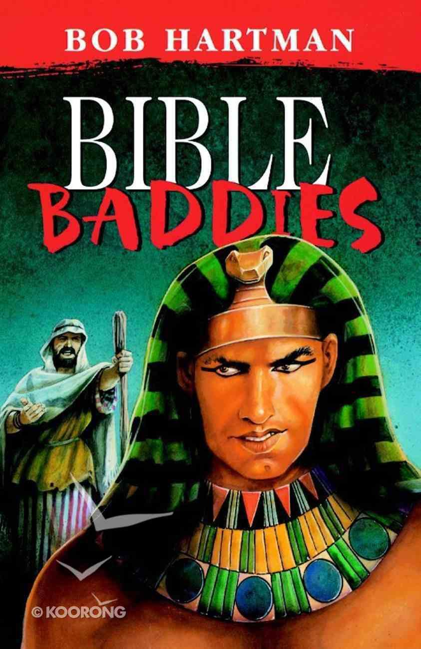 Bible Baddies eBook