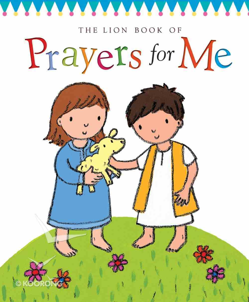 Lion Book of Prayers For Me eBook