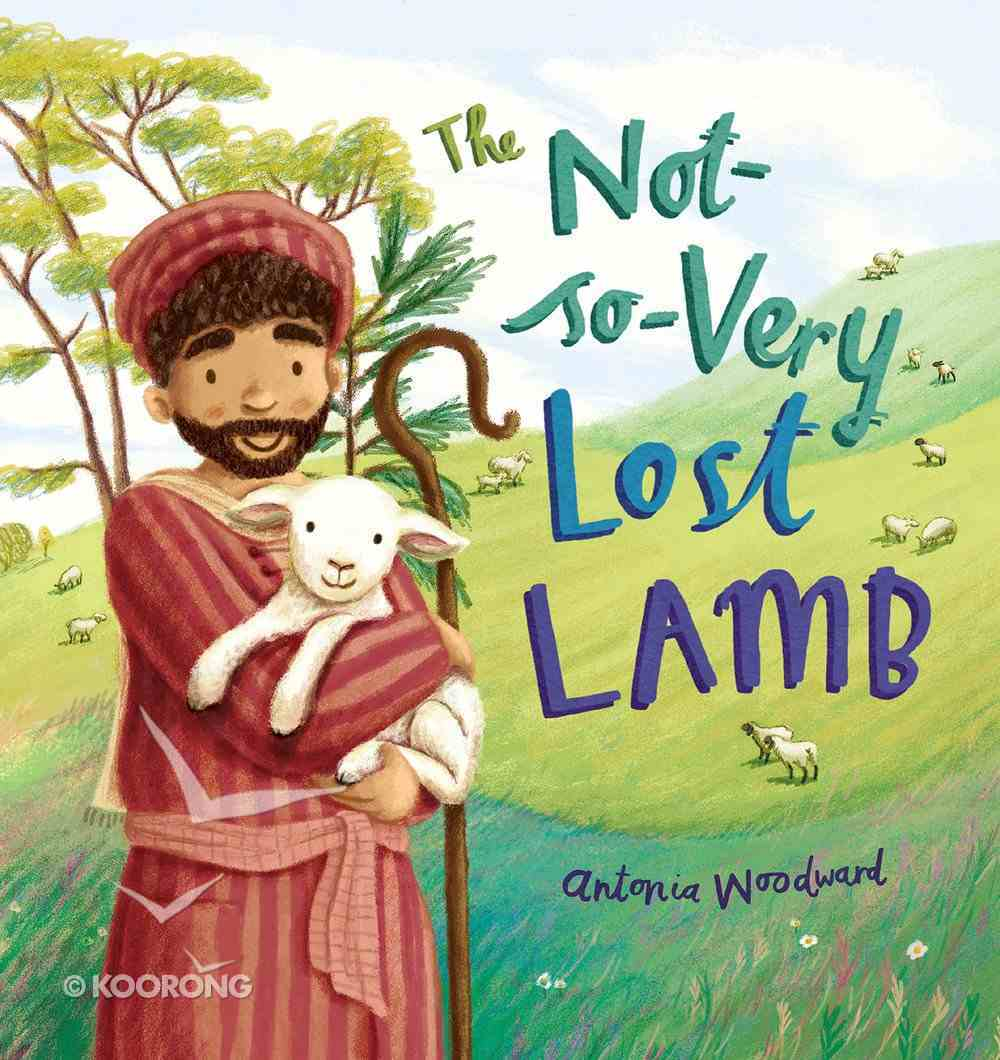 The Not-So-Very Lost Lamb Paperback