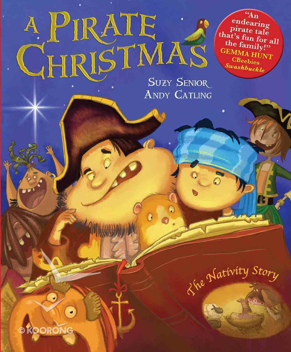 A Pirate Christmas Paperback