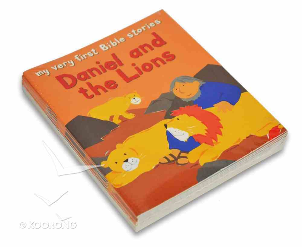 Daniel and the Lions (10 Pack) (My Very First Bible Stories Series) Paperback