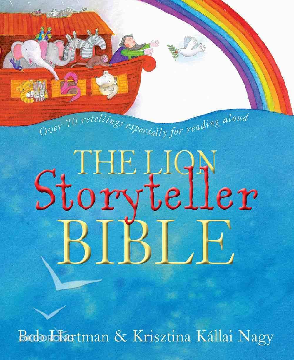 The Lion Storyteller Bible Paperback