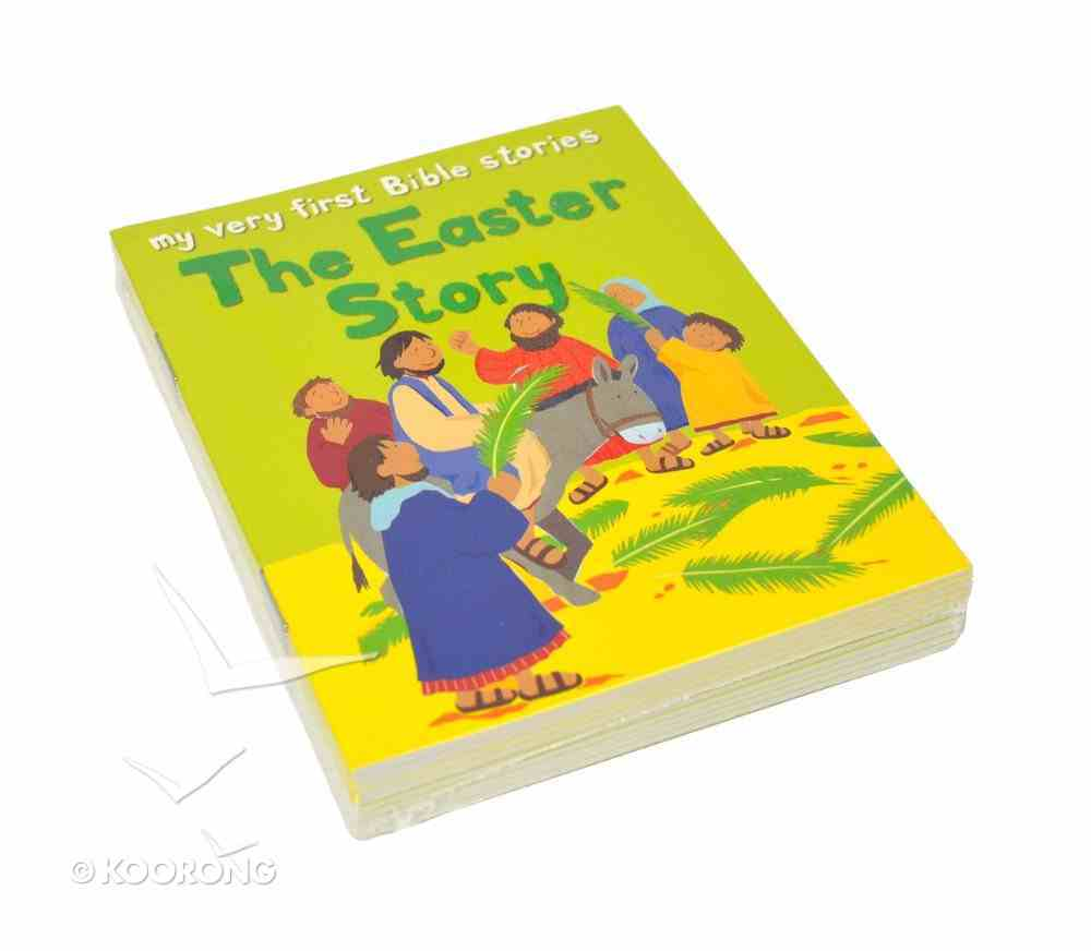The Easter Story (10 Pack) (My Very First Bible Stories Series) Paperback