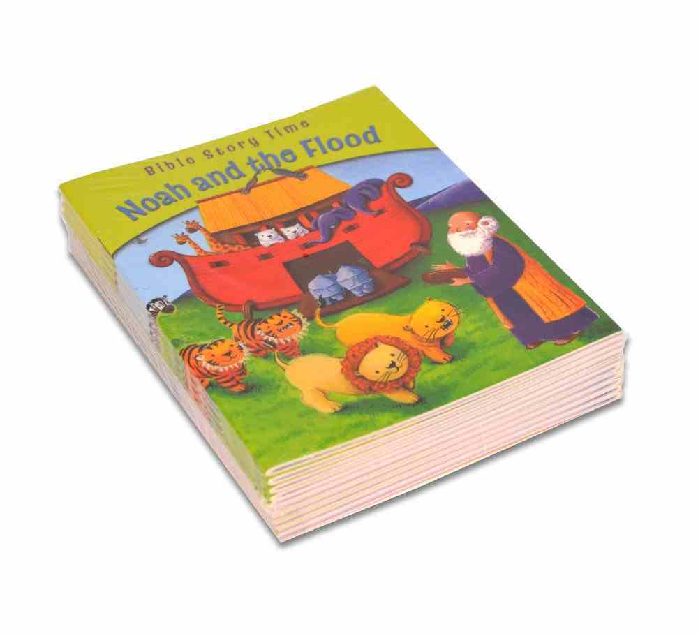 Noah and the Flood (10 Pack) (Bible Story Time Old Testament Series) Paperback