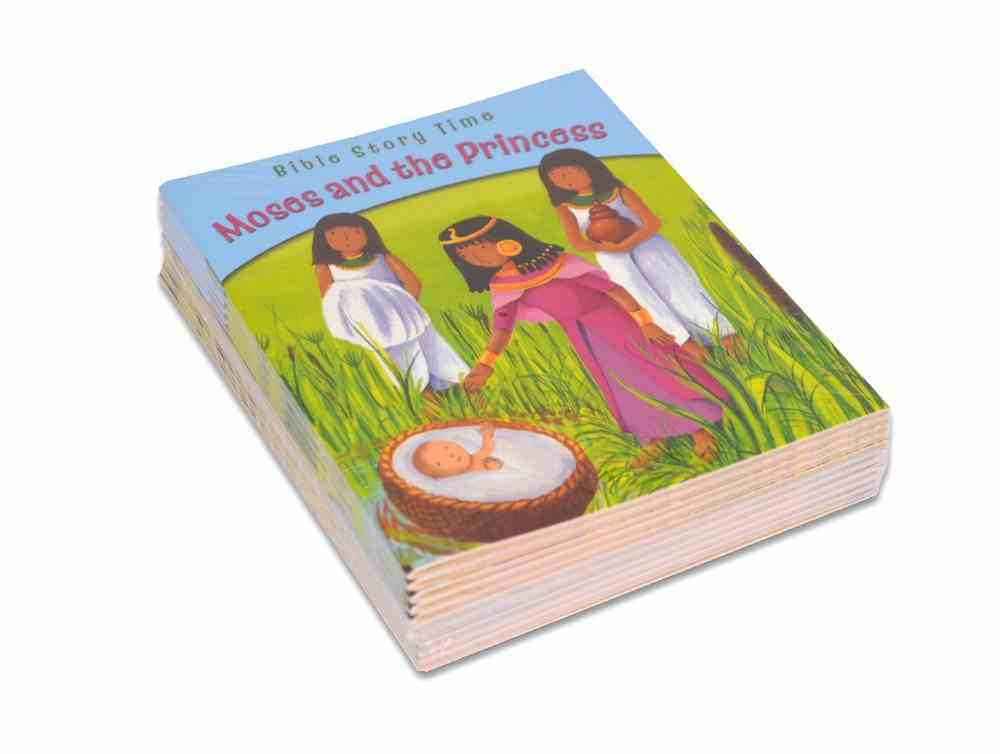 Moses and the Princess (10 Pack) (Bible Story Time Old Testament Series) Paperback