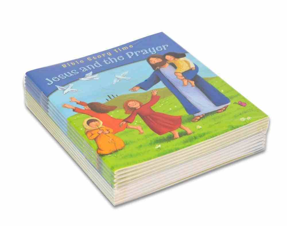 Jesus and the Prayer (10 Pack) (Bible Story Time New Testament Series) Paperback