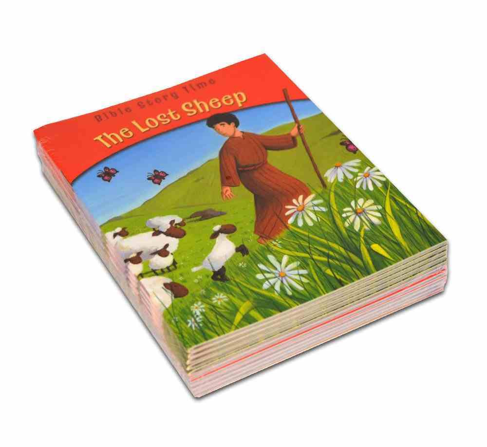 The Lost Sheep (10 Pack) (Bible Story Time New Testament Series) Paperback