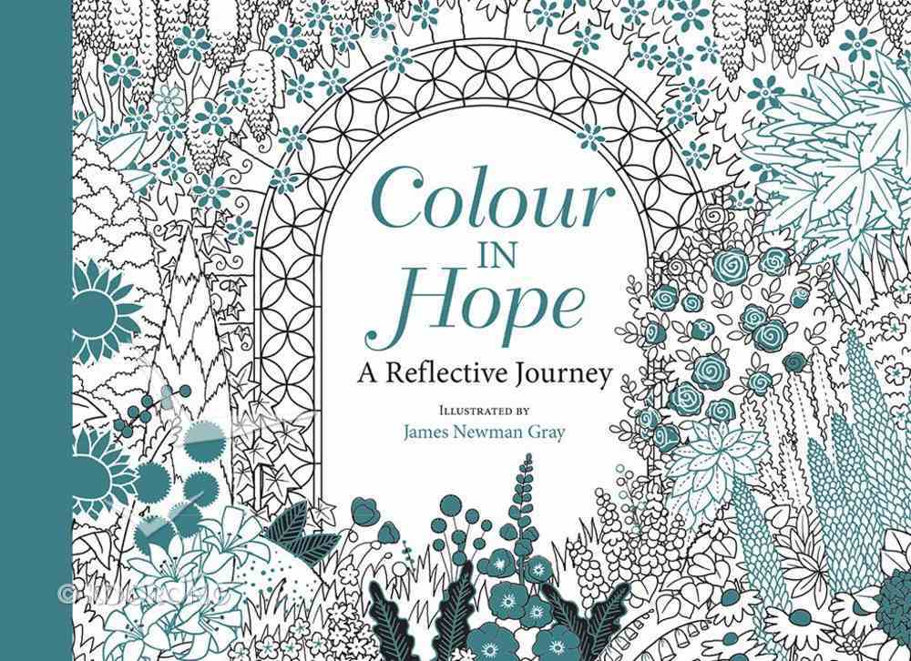 Acb: Colour in Hope Postcards Paperback