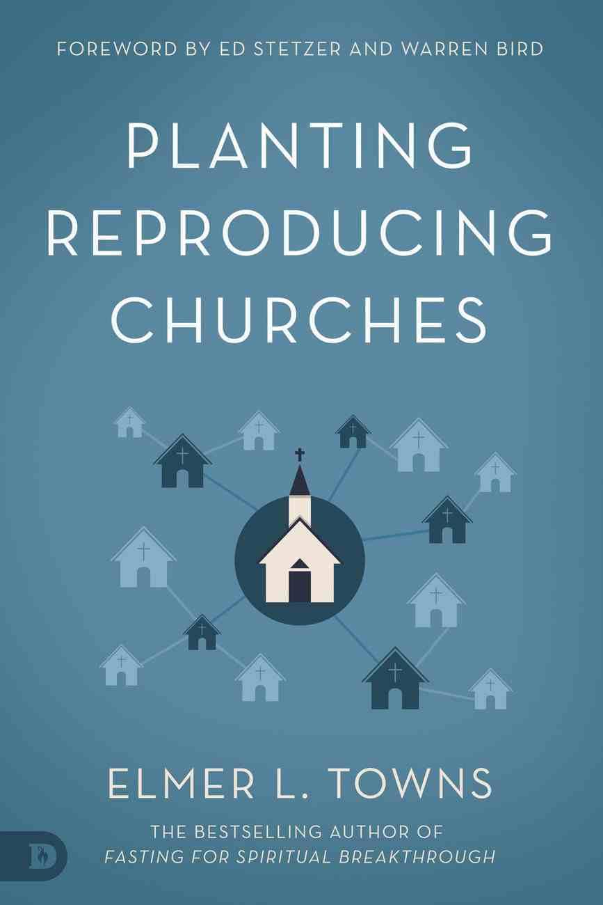 Planting Reproducing Churches eBook