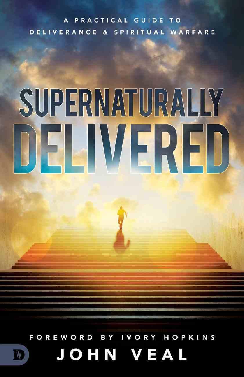 Supernaturally Delivered eBook