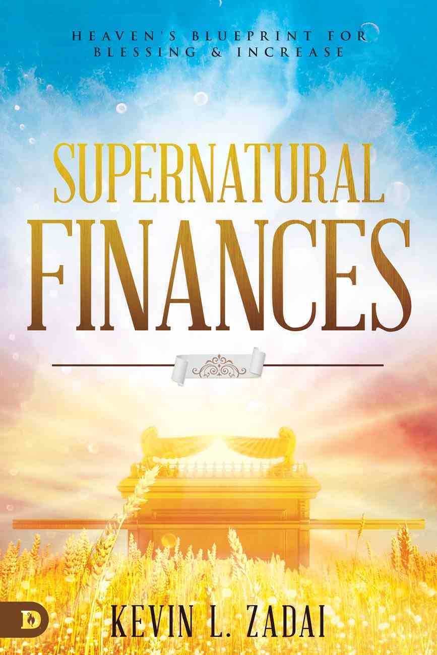 Supernatural Finances eBook