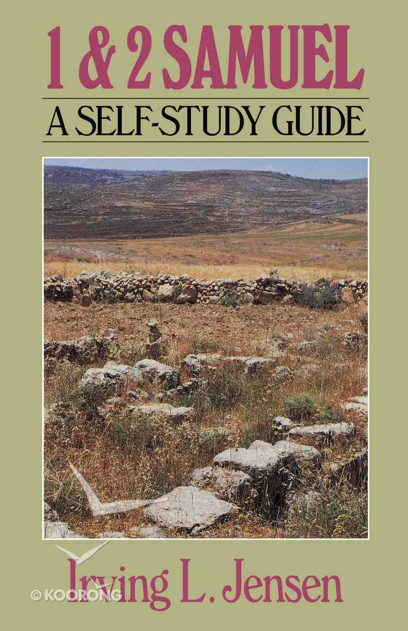 First & Second Samuel- Jensen Bible Self Study Guide (Self-study Guide Series) eBook