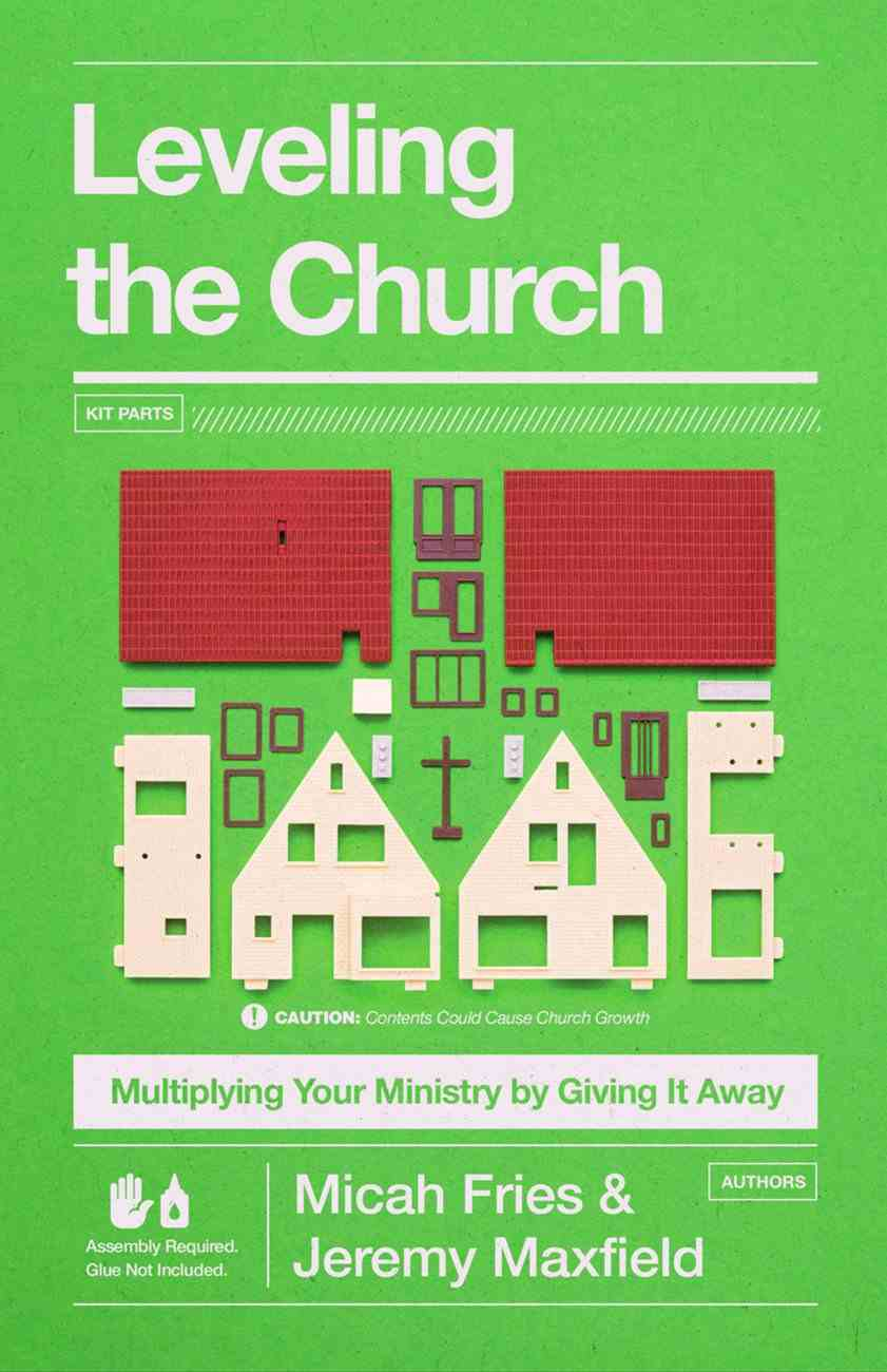 Leveling the Church eBook