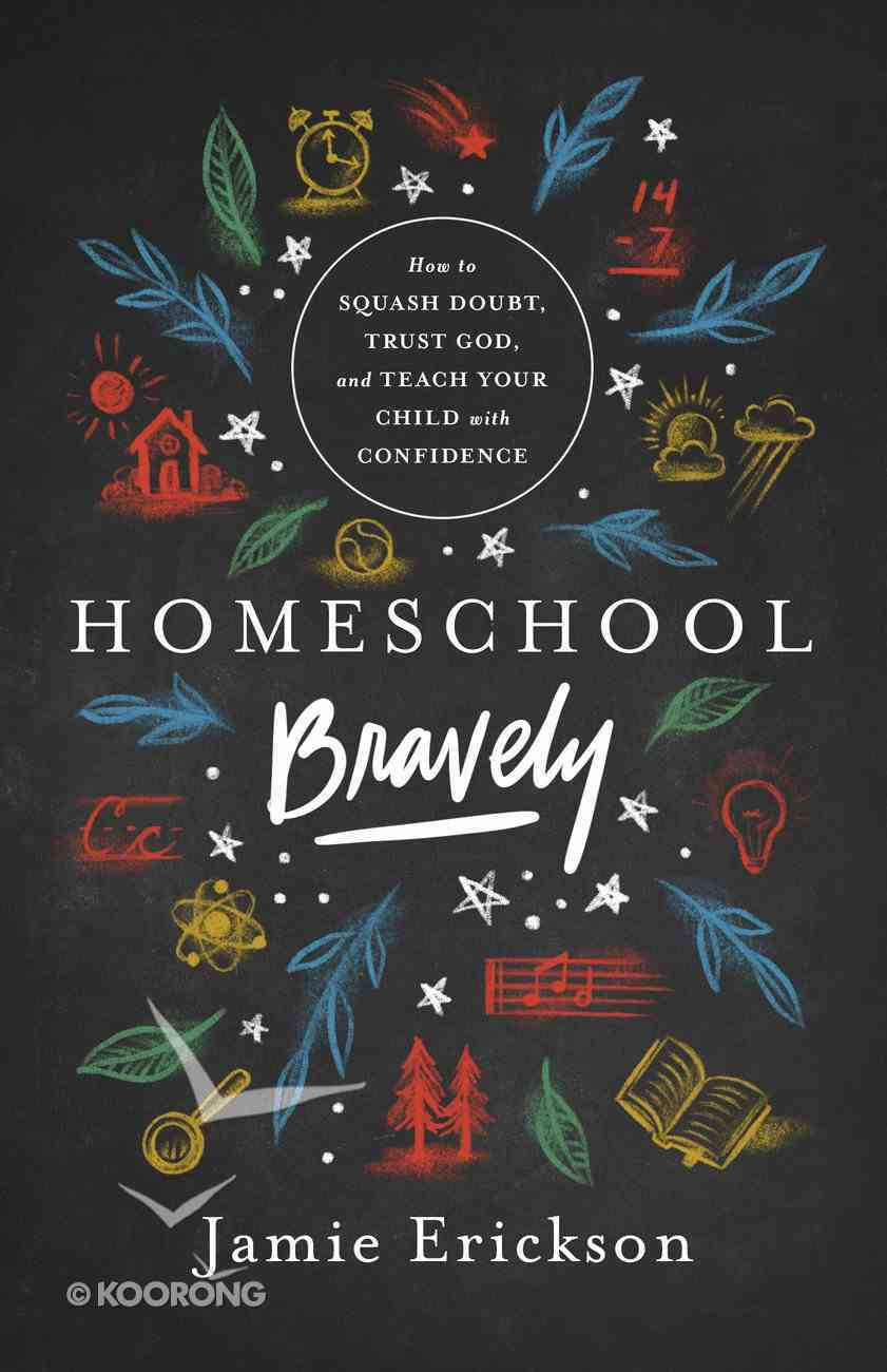 Homeschool Bravely eBook