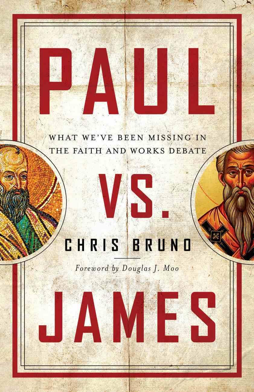 Paul Vs. James eBook