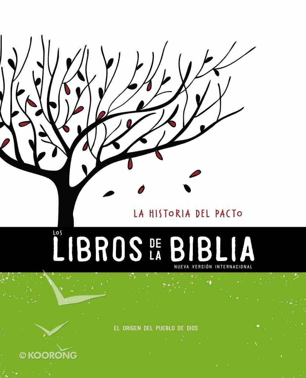 Nvi, Los Libros De La Biblia: La Historia Del Pacto (Black Letter Edition) (#01 in Niv Book Of The Bible Series) eBook