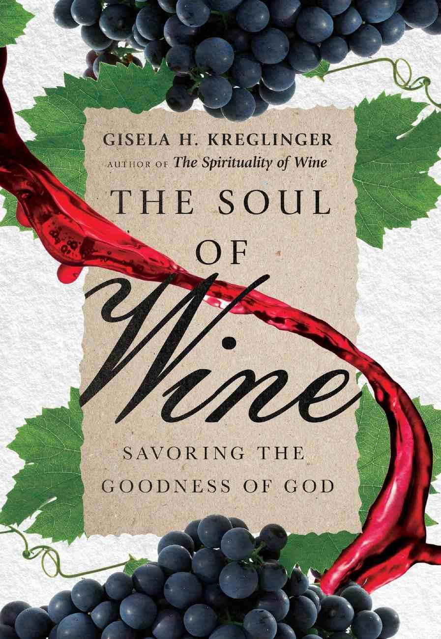 The Soul of Wine eBook