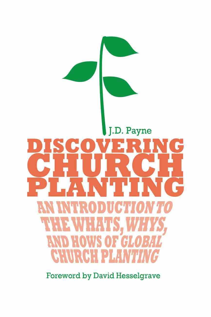 Discovering Church Planting eBook