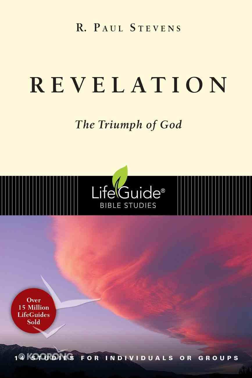 Revelation (Lifeguide Bible Study Series) eBook