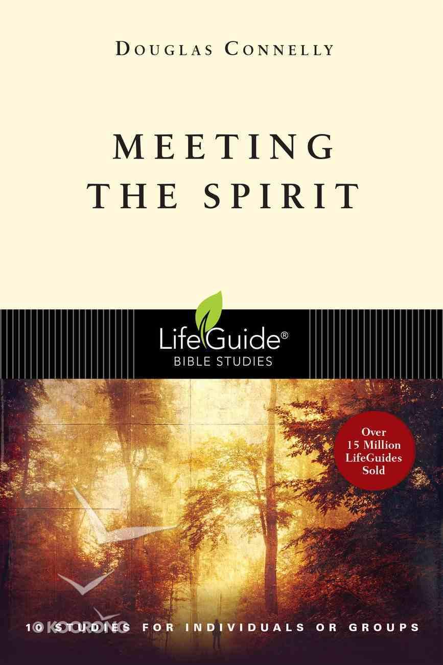 Meeting the Spirit (Lifeguide Bible Study Series) eBook