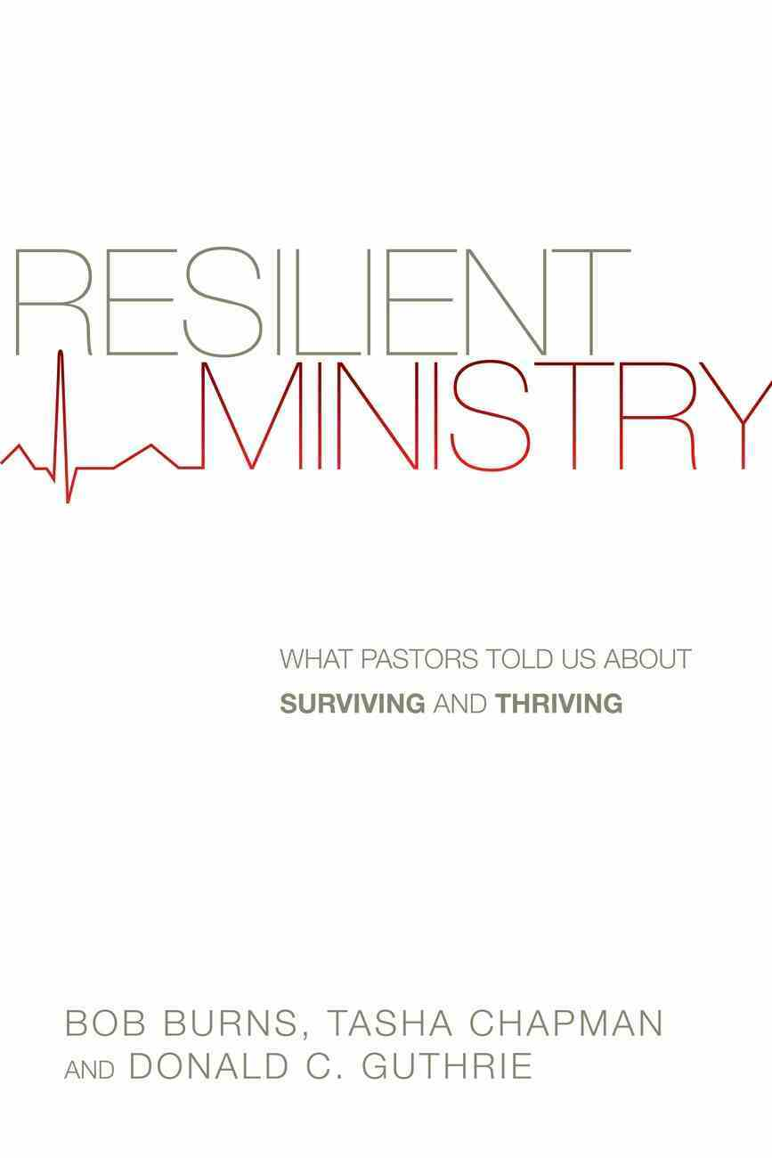 Resilient Ministry eBook