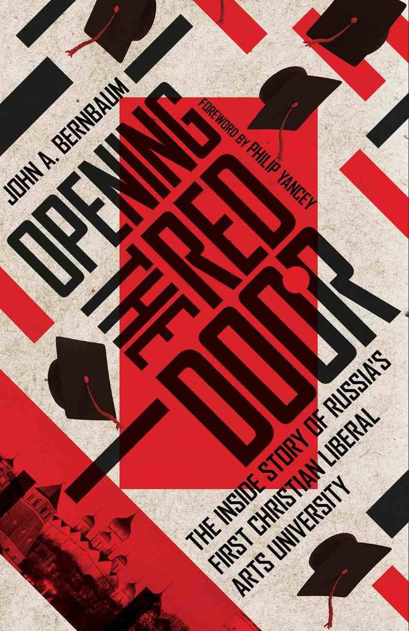 Opening the Red Door eBook