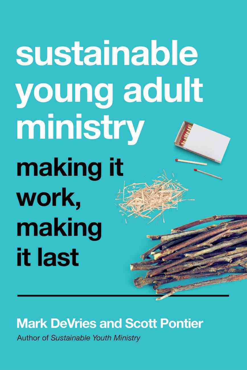 Sustainable Young Adult Ministry eBook