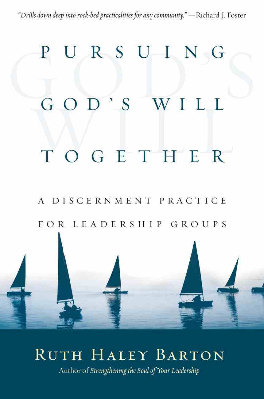 Pursuing God's Will Together eBook