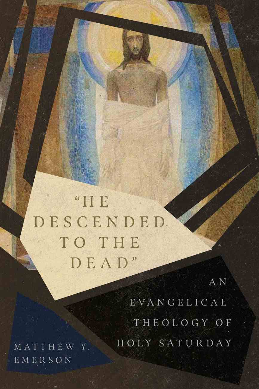 """""""He Descended to the Dead"""" eBook"""