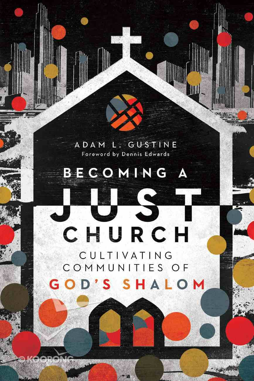 Becoming a Just Church eBook