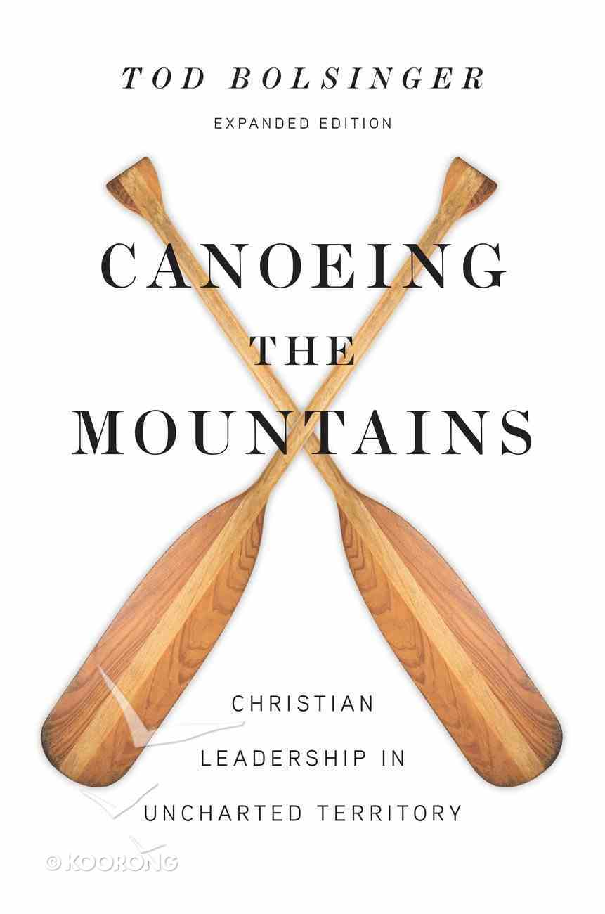 Canoeing the Mountains eBook