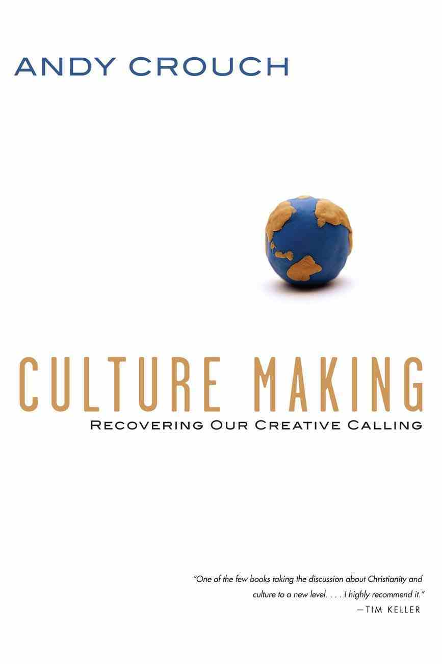 Culture Making eBook