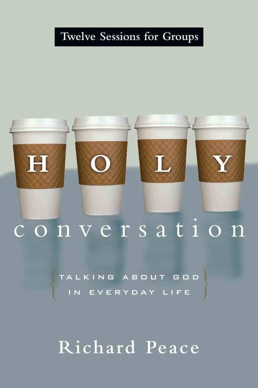 Holy Conversation eBook