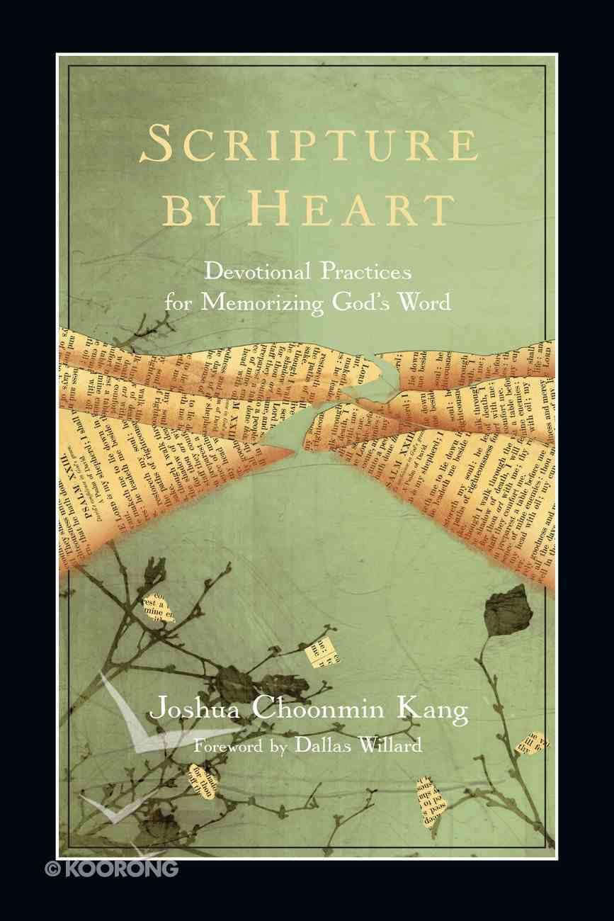 Scripture By Heart eBook