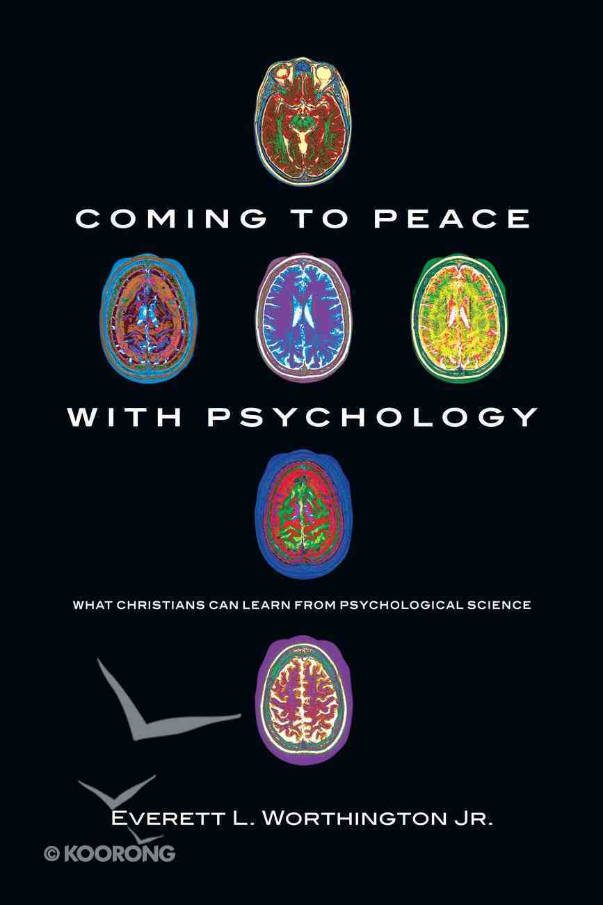 Coming to Peace With Psychology eBook