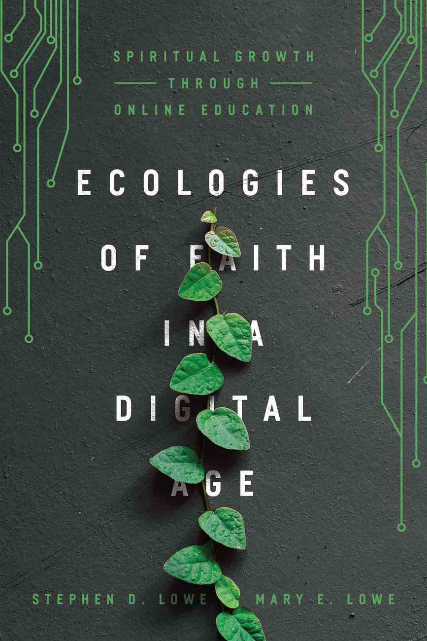 Ecologies of Faith in a Digital Age eBook