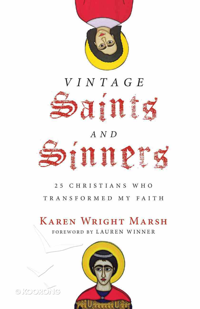 Vintage Saints and Sinners eBook