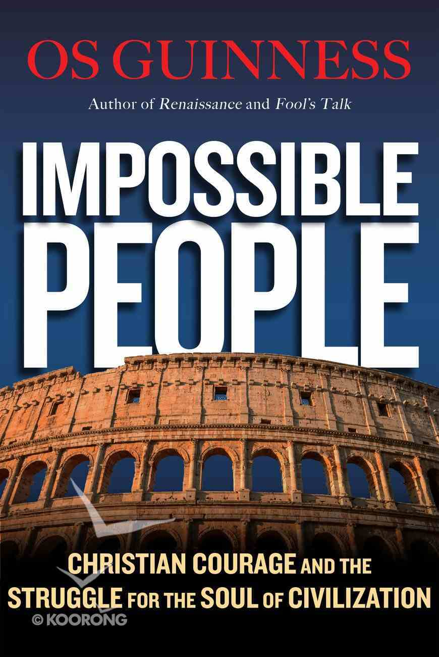 Impossible People eBook
