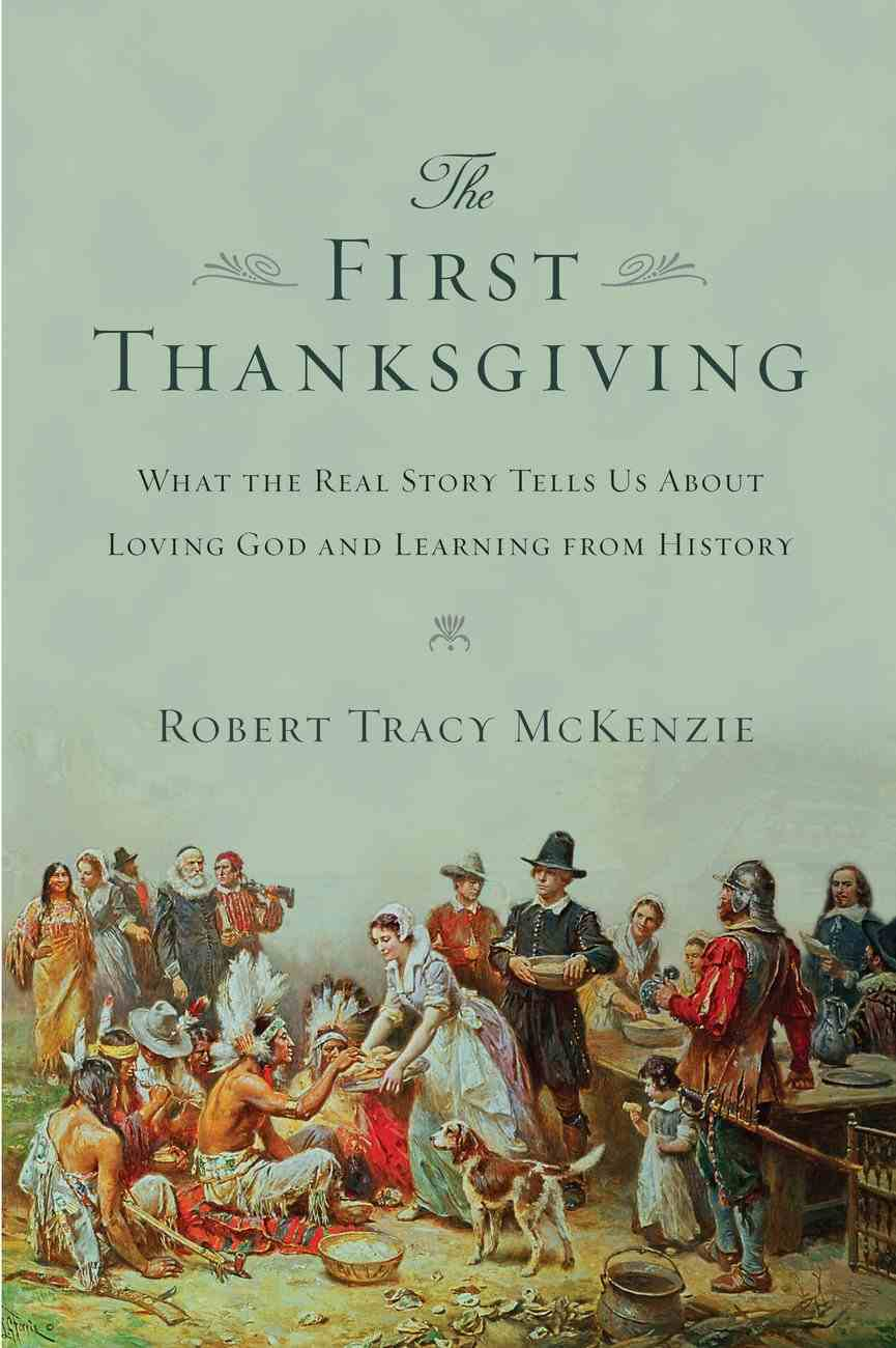 The First Thanksgiving eBook