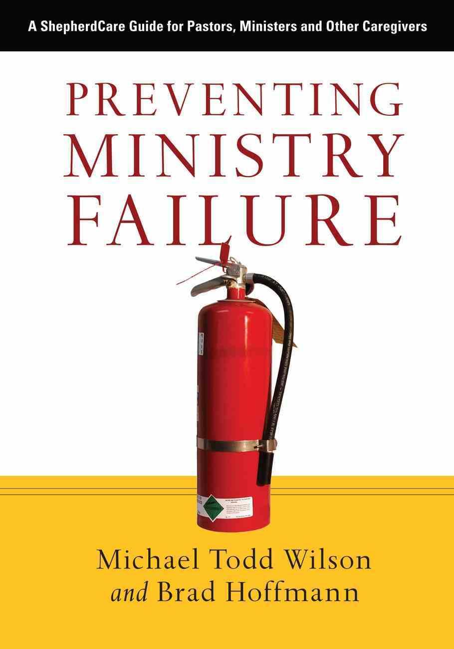 Preventing Ministry Failure eBook