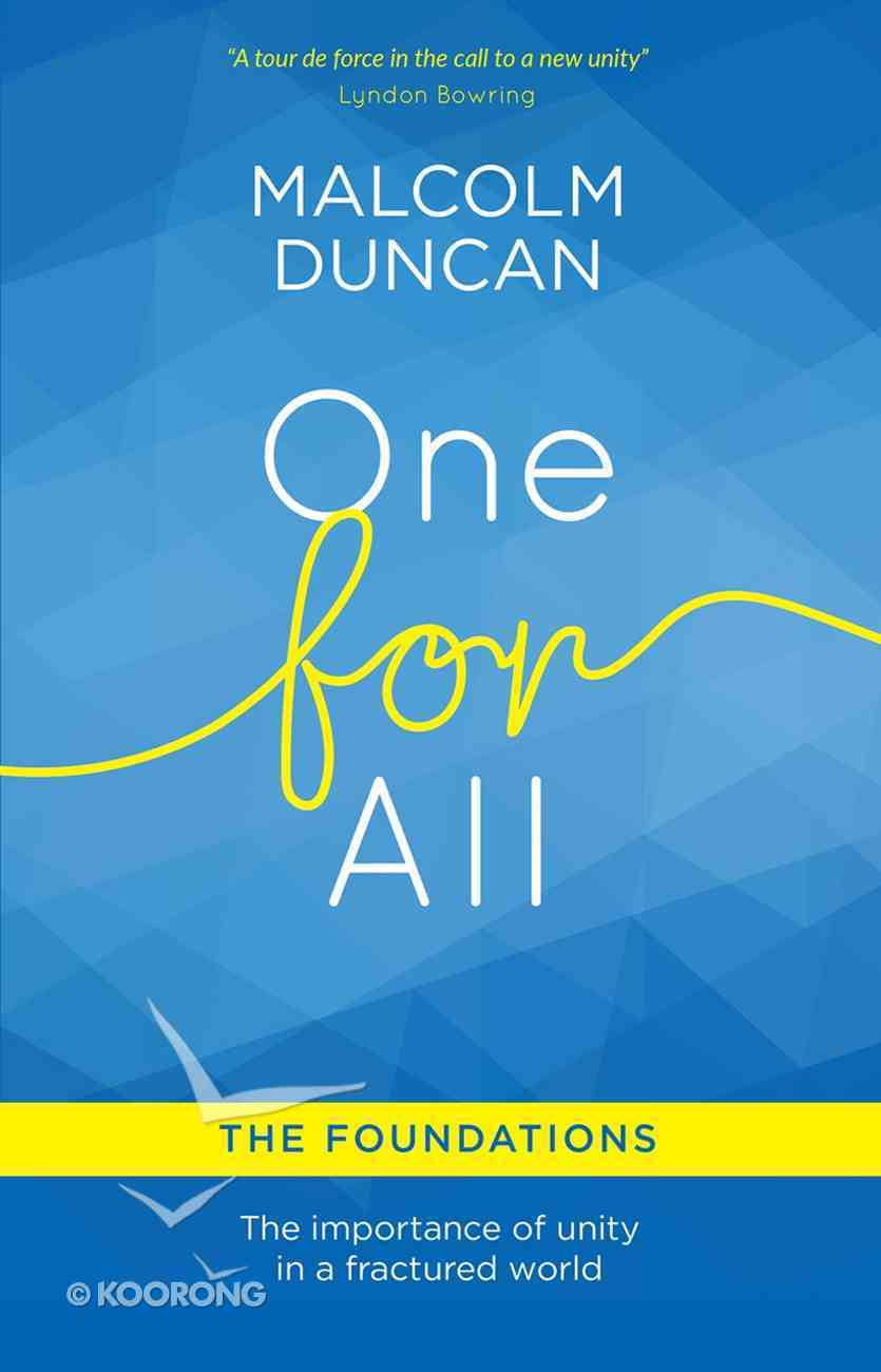 One For All Paperback