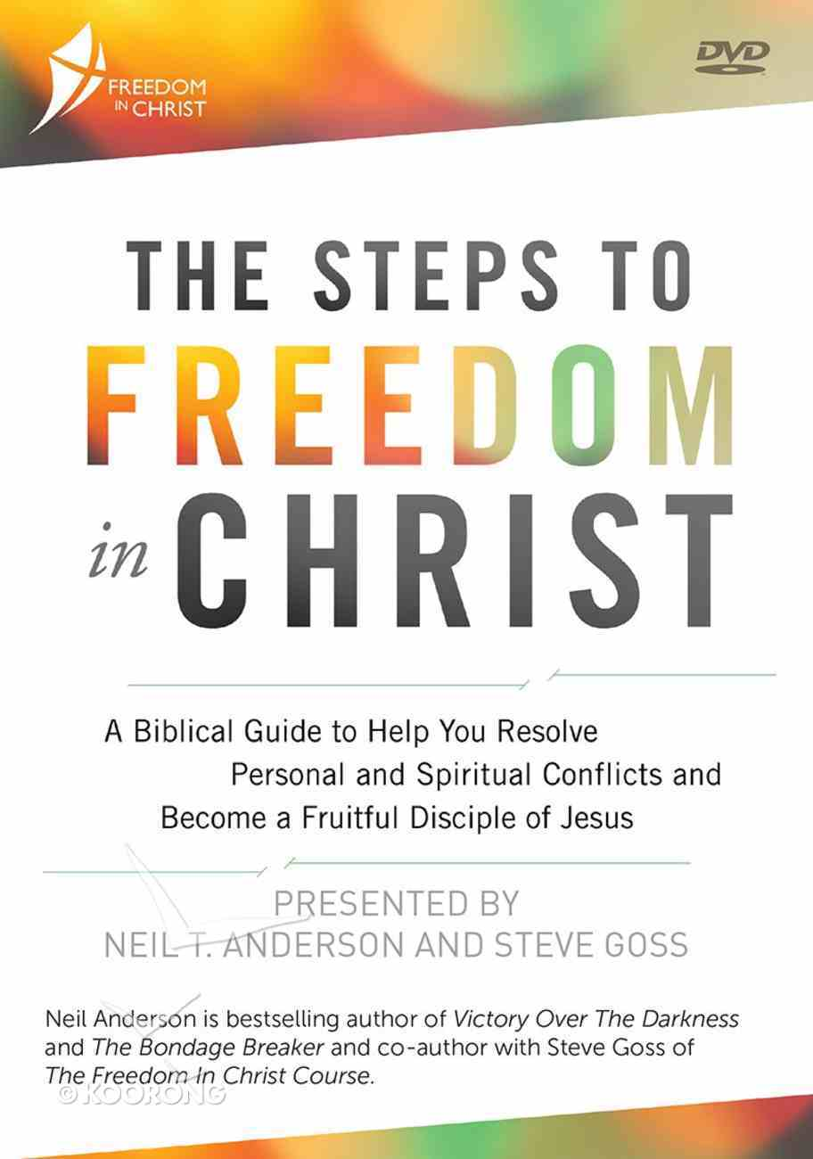 Steps to Freedom in Christ (Revised) (Freedom In Christ Course) DVD